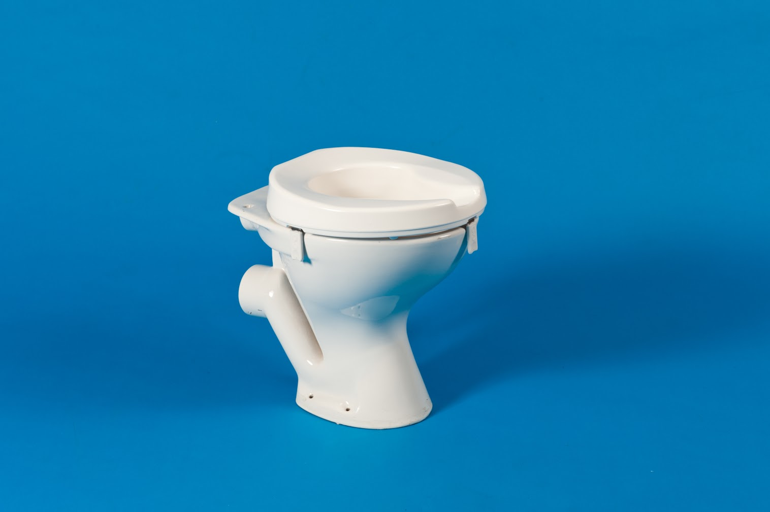 Ashby Raised Toilet Seat - NuVision Rehab Group